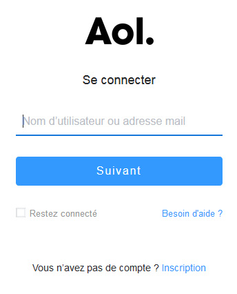 Aol Mail Se Connecter
