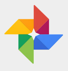 L'application Google Photos