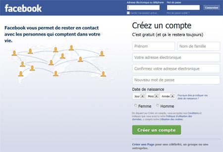 Se connecter sur Facebook Messenger en ligne et sur l'application