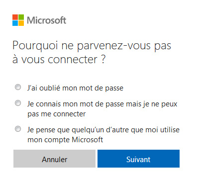 Brancher hotmail à Outlook