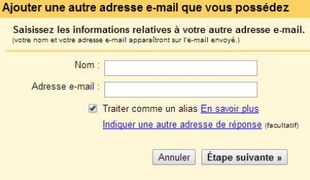 Comment changer mon adresse Gmail