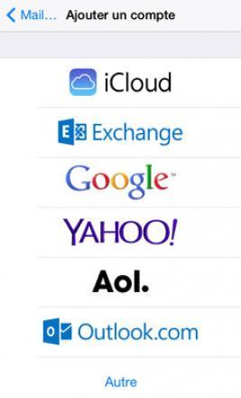 Outlook.com, c'est simple sur iPhone et iPad