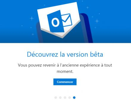Outlook.com, la nouvelle renaissance ( version bêta )