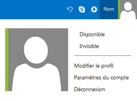Un profil pour chaque compte