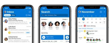 De nouvelles fonctionnalités pour Outlook sur iOS
