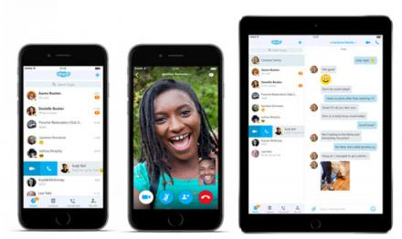 Skype 6.0 : une interface remaniée sur Android et iOS