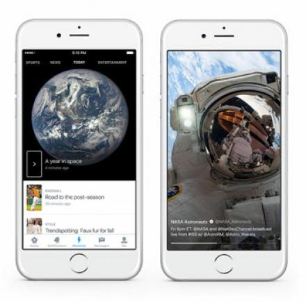 Twitter lance son agrégateur d'actualité Moments