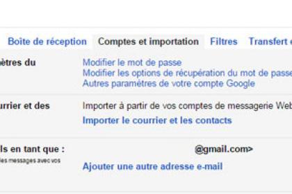 Comment créer un Alias d'adresses Email dans Gmail