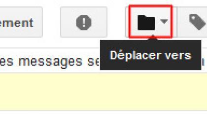 Récupérer un mail Google supprimé