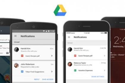 Google Drive : un partage de fichiers plus simple d'accès