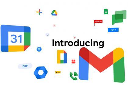 Google renomme sa suite G en Google Workspace