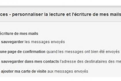 Mieux gérer ses mails envoyés sur messagerie Orange