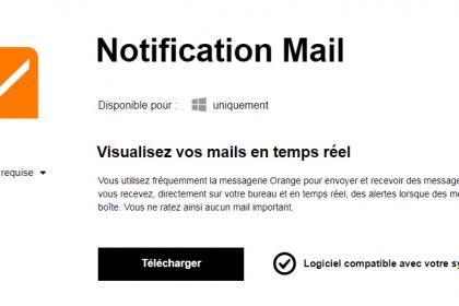 Orange : Plus de fonctionnalités avec la Notification Mail