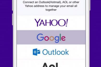 Yahoo! mail offre des fonctionnalités de Gmail (Hotmail, AOL)