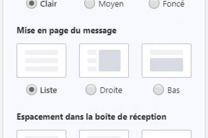 Basculer à la version classique de Yahoo Mail en toute simplicité